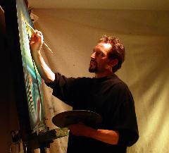 Clinton A. Deckert, Painter, Artist, Surrealist